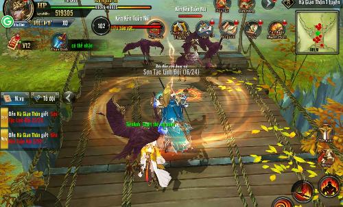 Thể loại game thiên về hành động, chiến đấu luôn được nhiều game thủ Việt ưa thích.