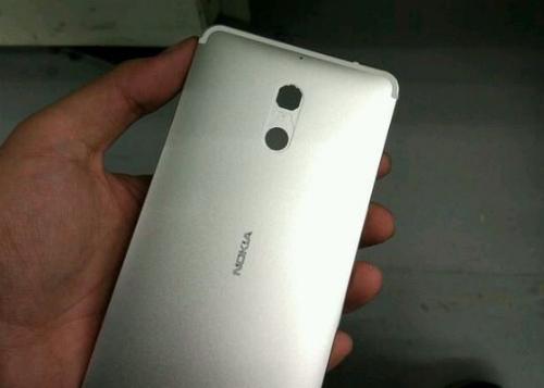 Bộ vỏ được cho của smartphone Android Nokia sắp được giới thiệu đầu năm sau.
