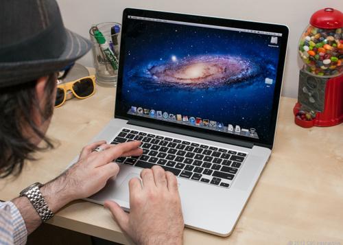 Apple MacBook Pro Retina chưa thu hút độc giả bình chọn.