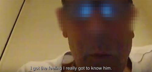 Hình ảnh, video, các cuộc nói chuyện... mọi thứ mà tên trộm đã dùng thông qua chiếc iPhone đều bị ghi lại để làm tư liệu phim.