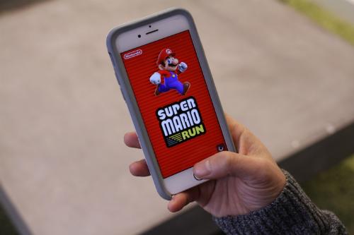 Lượt tải về cao là tất cả những gì Super Mario Run làm được cho tới hiện tại.