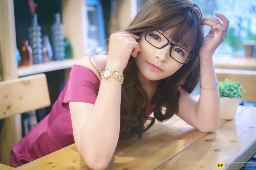 Nữ game thủ Phạm Minh Châu.