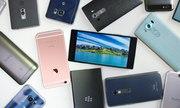10 smartphone bán chạy nhất tháng 1/2017