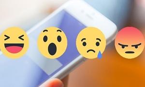 Nút Love 'nặng ký' hơn nút Like trên Facebook