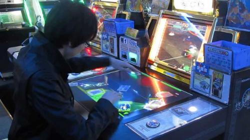 Các máy game thùng ngày càng hiện đại, đẹp mắt và đa dạng về lối chơi.