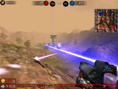 Các game bắn súng, hành động rèn luyệni khả năng kiểm soát phản xạ tốt cho người chơi.