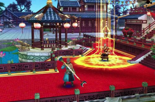 Hình ảnh trong game do người Việt làm.