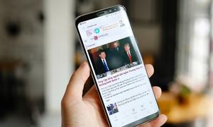 Galaxy S8+ đầu tiên về Việt Nam, giá 19 triệu đồng