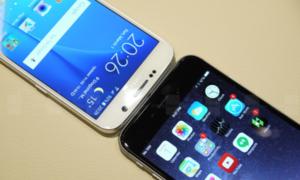 Samsung đòi lại vị trí số 1 thị trường smartphone từ Apple