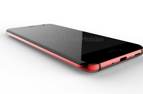 Smartphone mới của HTC cũng không còn jack cắm tai nghe 3.5 mm.