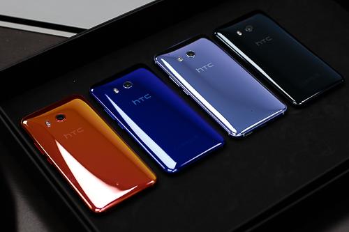 4 màu HTC U11 sẽ bán chính hãng ở Việt Nam thời gian tới.