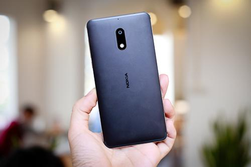 Nokia 6 từng có mặt ở thị trường Việt Nam theo dạng xách tay nhưng sớm biến mất.