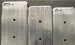 Xuất hiện khuôn đúc iPhone 8 nhỏ hơn iPhone 7S Plus và lớn hơn 7S