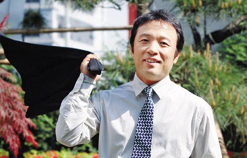 Kim Taek Jin, CEO của công ty game NCsoft.