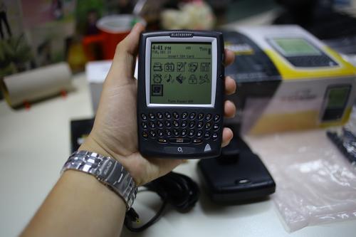 bo-suu-tap-blackberry-hang-hiem-cua-dan-choi-sai-gon