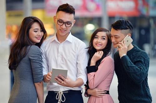 Giới trẻ thích thú với cổng thông tin giải trí tổng hợp 4GPlay vừa ra mắt của Viettel.