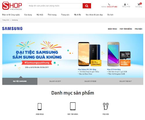 shop-vnexpress-uu-dai-nguoi-mua-samsung-s8-s8-va-j2-prime