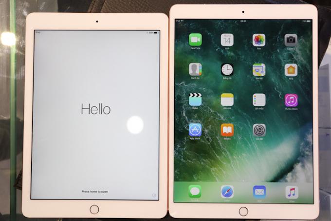 iPad Pro 10,5 inch đầu tiên về Việt Nam giá 16 triệu đồng