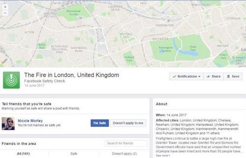 facebook-gay-loan-thong-tin-vu-chay-chung-cu-o-london