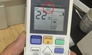 Điều hòa không dùng chiều nóng có bị hỏng không?