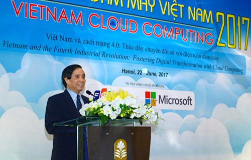 PGS. TS. Vũ Minh Khương.