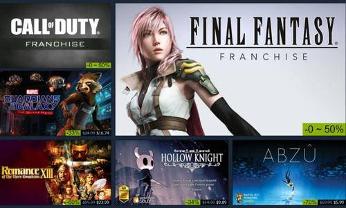 'Cơn bão' giảm giá game càn quét toàn thế giới