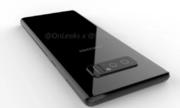 Galaxy Note 8 lộ ảnh với camera kép nằm ngang