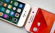 So sánh Galaxy A5 2017 và iPhone 6 32GB
