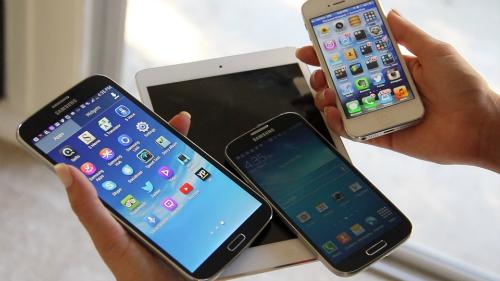 Smartphone đang dần thay thế máy tính ở nhiều lĩnh vực.