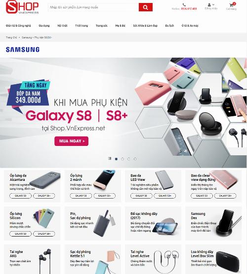 shop-vnexpress-ra-mat-chuyen-trang-phu-kien-samsung
