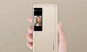Smartphone đầu tiên có màn hình phụ để selfie