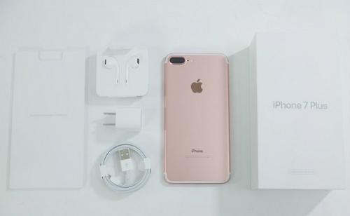 iPhone 7 Plus CPO có giá rẻ hơn hàng mới khoảng 1 triệu đồng.