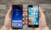 Samsung dẫn đầu thị trường smartphone, bỏ xa Apple
