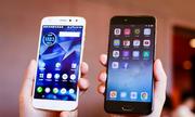 Bphone 2017 đọ thông số với smartphone 10 triệu đồng