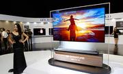 LG trình làng TV mỏng nhất Việt Nam, giá lên tới 650 triệu đồng