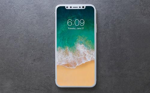 Một mẫu concept của iPhone 8.