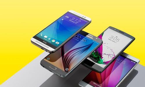 10 smartphone bán chạy nhất tháng 7/2017