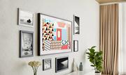 Samsung biến TV thành tác phẩm hội họa treo tường