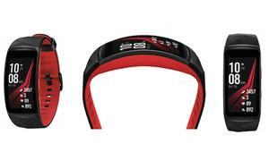 Samsung sắp ra vòng đeo thông minh Gear Fit 2 Pro