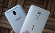 Nokia 6 đọ camera với Galaxy J7 Pro