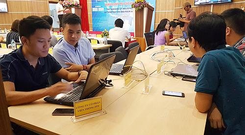 15 quốc gia trong khu vực tham dự diễn tập an ninh mạng quốc tế.