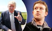 CEO Facebook đáp trả Tổng thống Mỹ sau khi bị chỉ trích