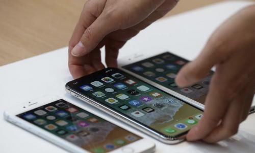 Người mua iPhone mới quan tâm đến X hơn 8 và 8 Plus.
