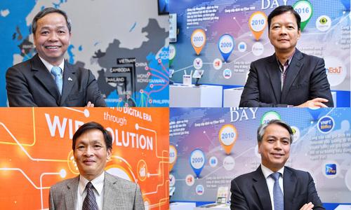 10 nhân vật ảnh hưởng nhất với Internet ở Việt Nam