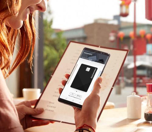 Lợi thế của Samsung Pay giúp hành lý cho các chuyến du lịch gọn nhẹ hơn.