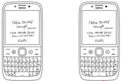 TA-1047 là tên mã của Nokia E71 2018.