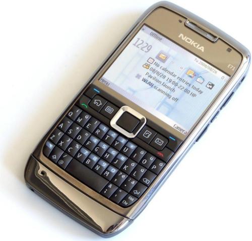E71 được Nokia trình làng gần 10 năm trước, tháng 1/2018.