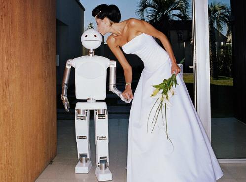 Con người sẽ kết hôn với robot