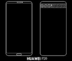 Điện thoại Huawei dùng tới ba camera ở mặt sau
