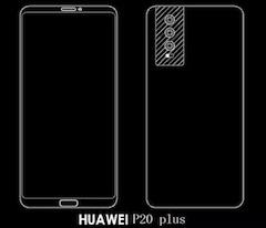 Điện thoại Huawei dùng tới ba camera ở mặt sau - 1